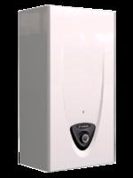 Газовые проточные водонагреватели Ariston Fast EVO B 11. Розжиг от батареек.