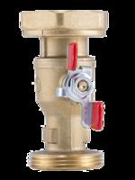 Отсекающий шаровой клапан Barberi арт.39D020000R