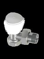 Кран радиаторный угловой подачи Arco 503210