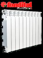 Алюминиевый радиатор отопления Fondital Exclusivo B3