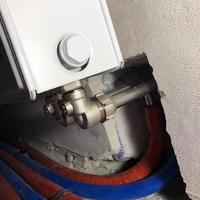 Трубка для радиатора под натяжное кольцо 300 мм, Германия