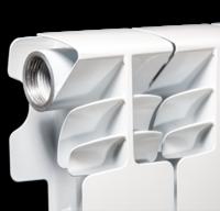 Алюминиевый радиатор отопления Fondital Exclusivo B4
