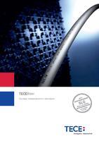 Трубы для систем отопления TECE floor SLQ PE-RT 5S