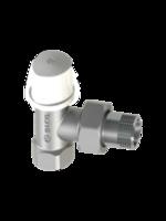Кран радиаторный угловой обратки Arco 507205